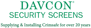 Davcon Security Screens