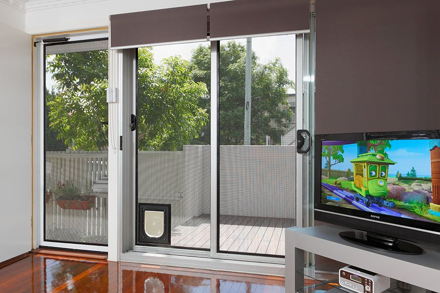 Security screen doors security screen sliding doors brisbane for Security screen doors for sliding glass doors