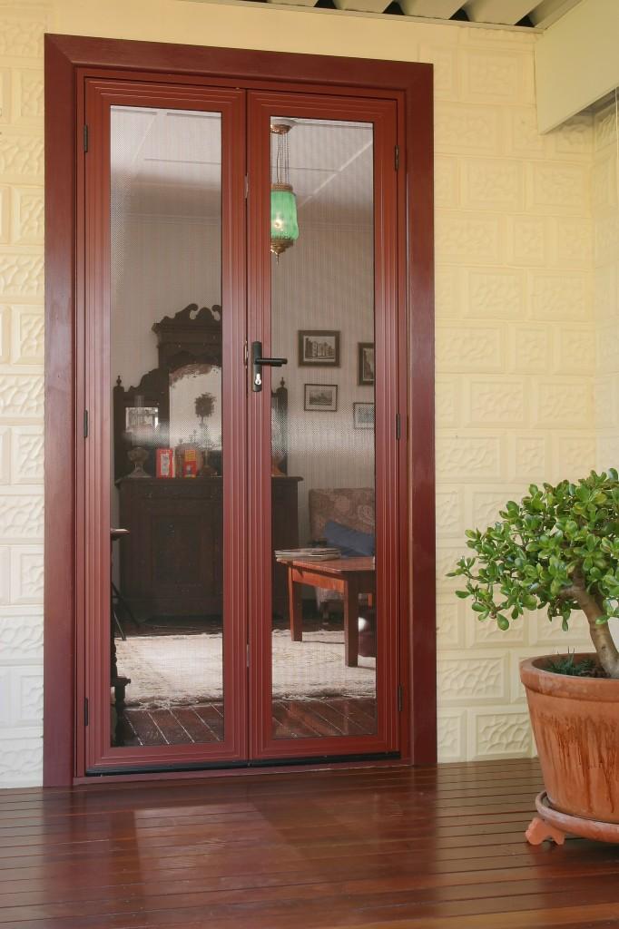 Security Screen Doors Brisbane Davcon Crimsafe Tweed