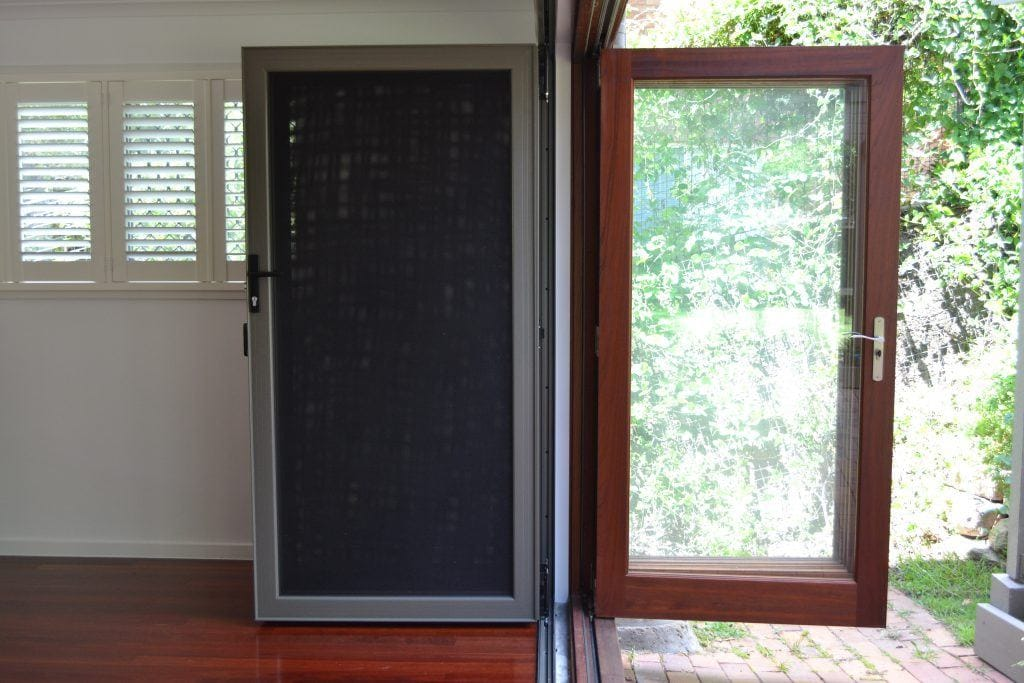 Crimsafe Security For Bi Fold Doors A Crimsafe