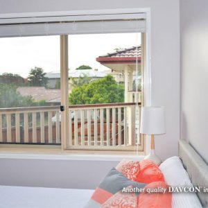 Crimsafe Sliding Window