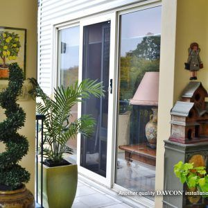 Every Crimsafe product is custom made - Crimsafe Safe-S-Cape Security for french doors
