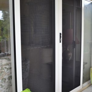 Crimsafe Sliding Door