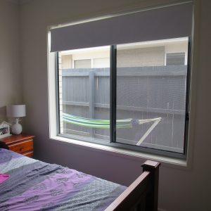 crimsafe security screens installed on bedroom windows